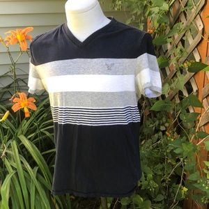 American Eagle Outfitters v-neck Tee Shirt.  Med.
